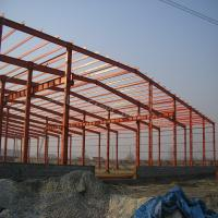 Buy cheap Prefabricated Steel Structure Hangar Building for Sale from professional from wholesalers
