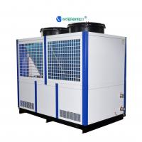 Wholesale Plastic Insuastrial 30 tons Air Cooled Water Chiller for Plastic Injection Machine/Pipe Extruder from china suppliers