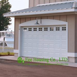 Wholesale Sectional Overhead Garage Door/Garage Entry Door/ Finger Safe Garage Door For Apartments from china suppliers