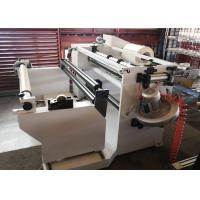 Wholesale Polyester Film Slitting Machine for mylar cutting used on busbar insulation from china suppliers