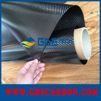 Wholesale carbon kevlar fiber hybrid leather from china suppliers