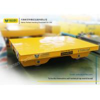 Wholesale Workshop Low Flatbed Battery Transfer Carriage Lifting Automatic Control from china suppliers