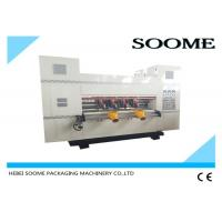 Wholesale High Power NC Slitter Scorer For Corrugated Box 150-180m/Min Speed from china suppliers