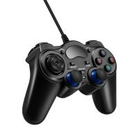 Wholesale Wired USB PC Game controller with Turbo Auto Clear function from china suppliers