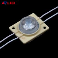 China Adled Light 1.5w narrow beam angle 56x12 ip67 waterproof outdoor led module for light boxes advertising outdoor on sale