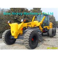 Buy cheap 15000kg SHMC Motor Graders GR165 with D6114 Engine , Yellow Or Other Color You from wholesalers