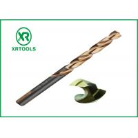 Wholesale Jobber Length HSS Drill Bits For Metal Stainless Steel 3 Flats Turbo Max from china suppliers