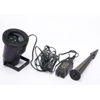 Wholesale Landscape Christmas Decoration Light Projector Ac110v 4 Watt Blue / Warm White from china suppliers