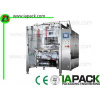 China Heavy Bag Water Pouch Packing Machine Vertical Form Fill And Seall on sale