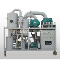 Quality Double-Stage Vacuum Transfomer Oil Purifier/Purification for sale