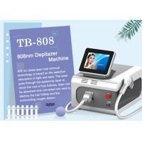 Buy cheap Portable 12*12 Spot Size 808nm Diode Laser Depilation Equipment CE Approved from wholesalers