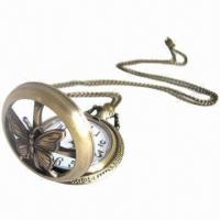 China Antique Pocket Watch, Eco-friendly, Nontoxic and Lightweight, Customized Colors Welcomed on sale