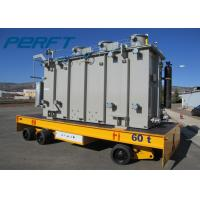 Wholesale Steel Coil Motorized Transfer Trolley Agv For Industrial Heavy Load Material Handling from china suppliers