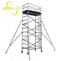 Aluminum Scaffold Tower : M aluminium scaffold tower sf of item