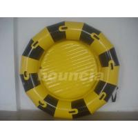 Wholesale Round Inflatable Towable Banana Boat / Inflatable Towable Boat Used In Lake Or Sea from china suppliers