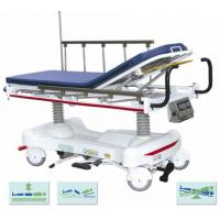 Wholesale YA-111C Hydraulic stretcher trolley with scaling system for transporting patients from china suppliers