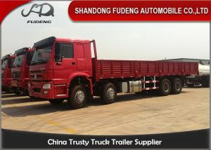 Wholesale Diesel WD615 8*4 Wheel Drive 371 Horse Power Cargo Truck from china suppliers