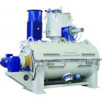 Wholesale Heater Cooler PVC Mixer Machine Horizontal Type 500L / 1000L Vessel Volume from china suppliers