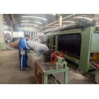 Wholesale Double Twists Gabion Wire Basket Making Machine 14 Tons Weight One Year Warranty from china suppliers