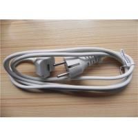Wholesale Original New 1.8M length White AC Apple Power Cord , EU Plug Apple MacBook Pro Power Cable from china suppliers