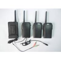 Wholesale Wireless Full Duplex Walkie Talkie / Small Two Way Radios 2.4GHz from china suppliers