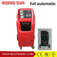 China Special offer Car workshop used gas recovery refrigerant machine for sale on sale