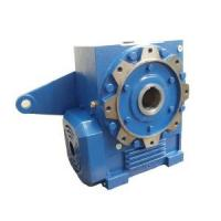 Wholesale planer double enveloping worm gearbox (cone worm) from china suppliers