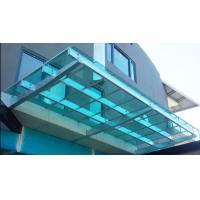 Buy cheap Shatterproof 6mm Decorative High Safety Laminated Glass Skylight from Wholesalers
