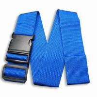 Wholesale Luggage Strap/Belt, Available in Various Types and Colors, OEM Order are Welcome from china suppliers
