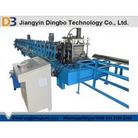 Wholesale Standard Downspout Water Gutter Making Machine Aluminum Sheet / Galvanized Steel from china suppliers