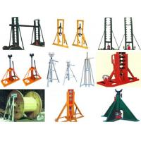 Wholesale 5 ton , 10 ton Hydraulic Cable Drum Jacks / Cable Jack Stand from china suppliers
