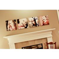Wholesale Drop shippingcustomizedDigital Canvas Printing for your photo from china suppliers