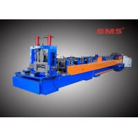 Wholesale Heavy Duty CZ Interchangeable Purlin Roll Forming Machine For Building Material from china suppliers