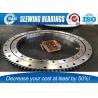 Buy cheap Chrome Steel GCr15 KOBELCO Excavator Slewing Bearing , SWING CIRCLE / Internal from wholesalers