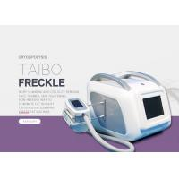 Buy cheap 40Khz Portable Cryolipolysis Slimming Machine Fat Freezing For Body / Skin from wholesalers