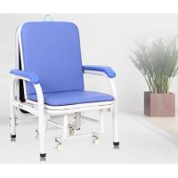 China Portable Aluminum Folding Chairs For Waiting Bench Customized Size on sale