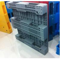 New model three runners plastic pallets made in China