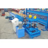 Wholesale Automatic 80 to 300 mm adjusting c z purlin interchangeable roll forming machine from china suppliers