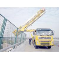 8x4 22m Latice Under Bridge Inspection Machine With Air Suspension System