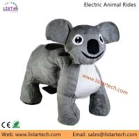 Wholesale Coin Operated Motorized Animal Rides For Mall Coin Operated Plush Electric Bikes for Sale from china suppliers