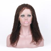 Wholesale 18 Inches Human Hair #2 Full Lace Wigs from china suppliers