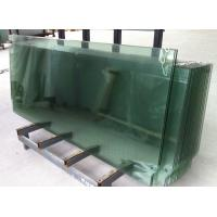 China Toughened glass doors  / tempered window glass with Cutouts and Holes 12mm 10mm on sale