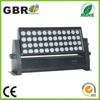 Buy cheap 48x10W Colored Led Lights Wall Wash Landscape Lighting / Exterior Led Wall Lights from Wholesalers