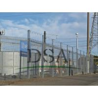 Wholesale hot galvanizing anti climb fence from china suppliers