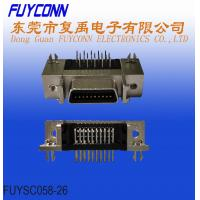 """Buy cheap 20 Pin SCSI Connector Socket Connector Style Gold Flash 1U"""" 3U"""" 5U"""" from wholesalers"""