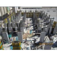Wholesale Adjustable Concrete Column Formwork With Tie Rod For Square / Rectangle from china suppliers