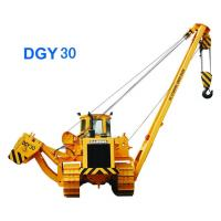 Wholesale Energy Conservation Road Construction Machinery Pipe Crane Rated Loading Capacity 25 Ton from china suppliers