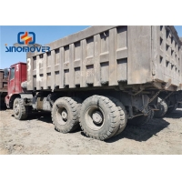 Wholesale 371hp 420hp 70 Ton Sinotruk Dump Truck For Mining from china suppliers