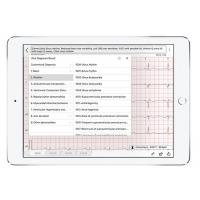 Wholesale IPad Bluetooth Ecg Device With White Small Plastic Box CE FDA Approved from china suppliers