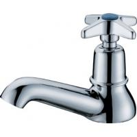 China Single Cold Brass Basin tap For Under Counter Basin Usage on sale